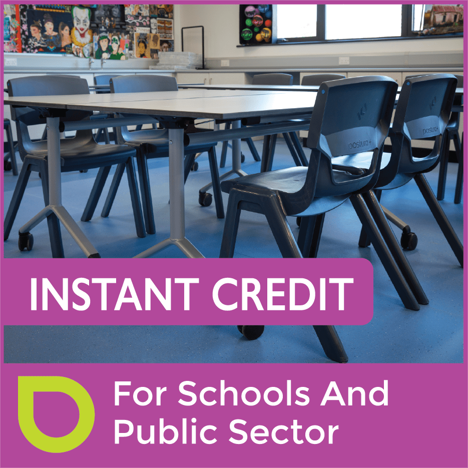 Instant Credit for Schools and Public Sector