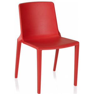 Plastic Cafe Chairs