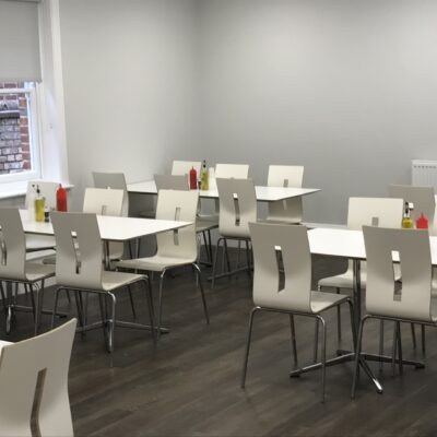 School Cafe Tables and Chairs   Huddle Furniture