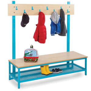 Bench With Hooks 3